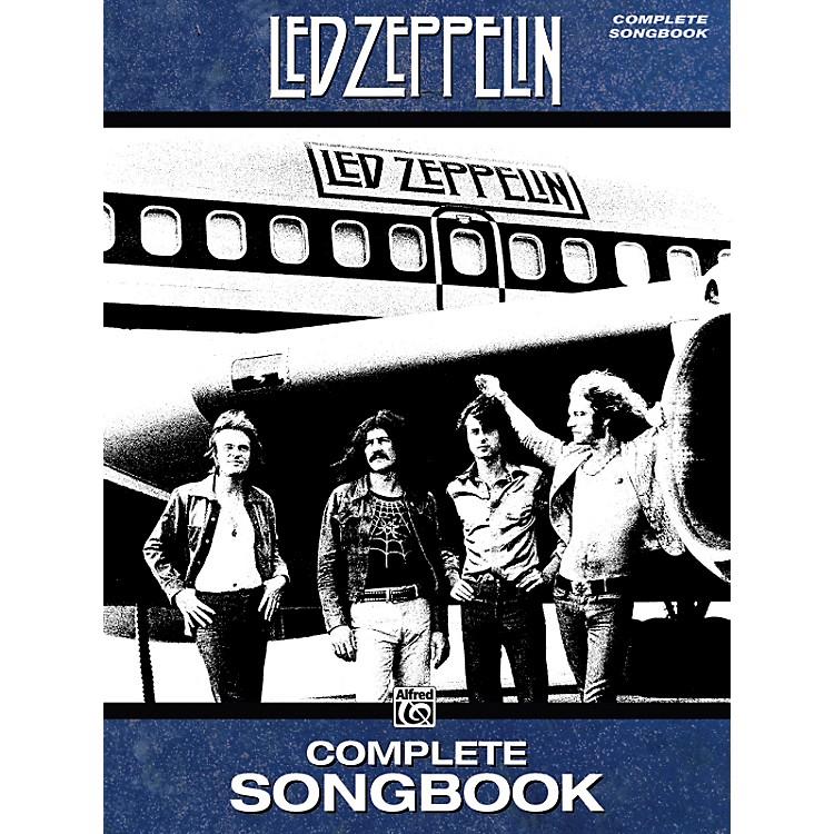 AlfredLed Zeppelin Complete Songbook