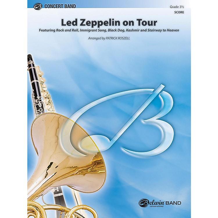 AlfredLed Zeppelin on Tour Grade 3.5 (Medium Easy to Medium)