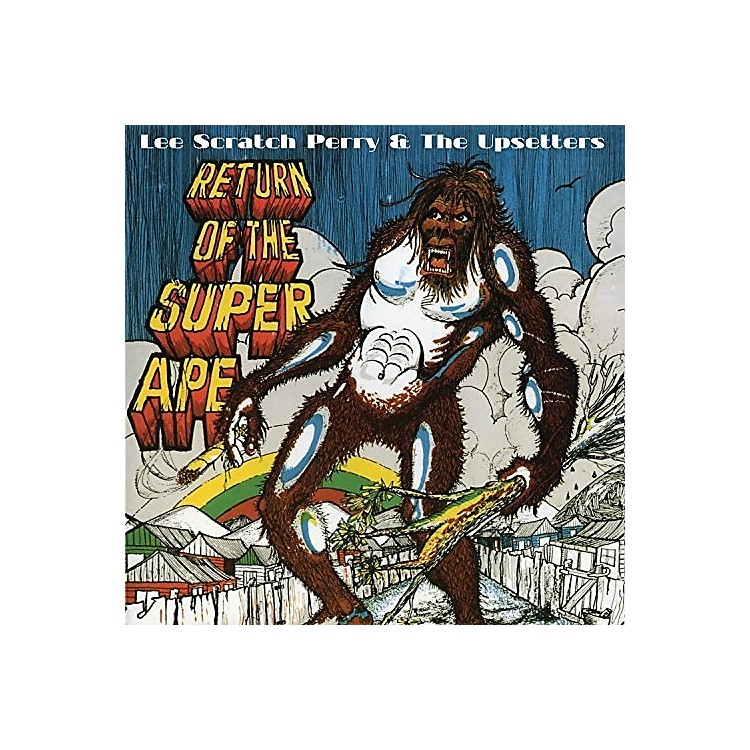Alliance Lee Perry Scratch & the Upsetters - Return of the Super Ape