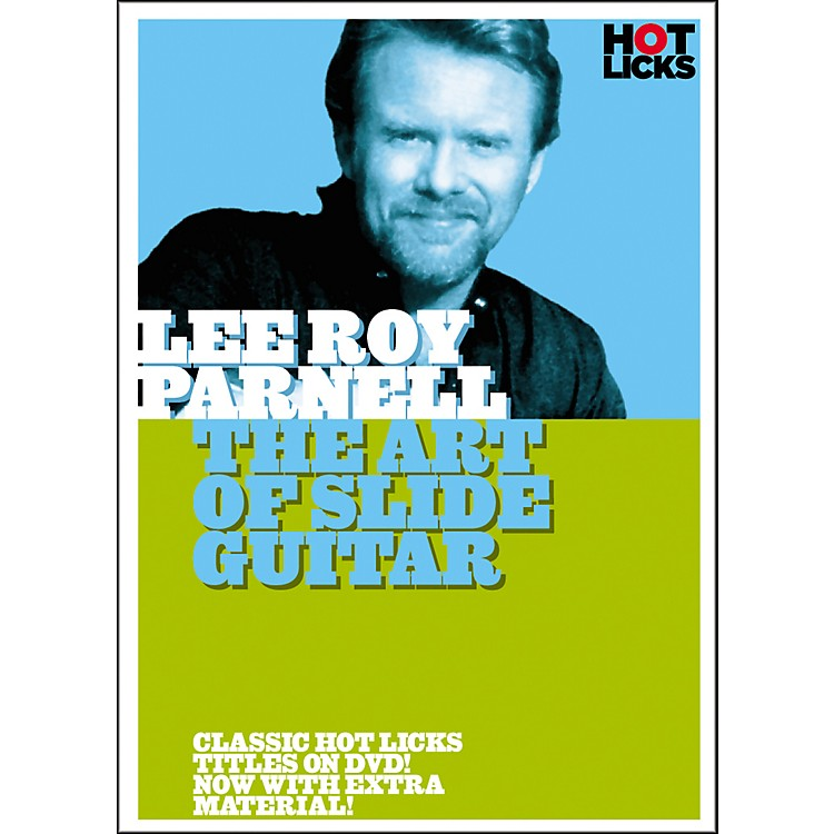 Hot Licks Lee Roy Parnell: The Art of Slide Guitar DVD