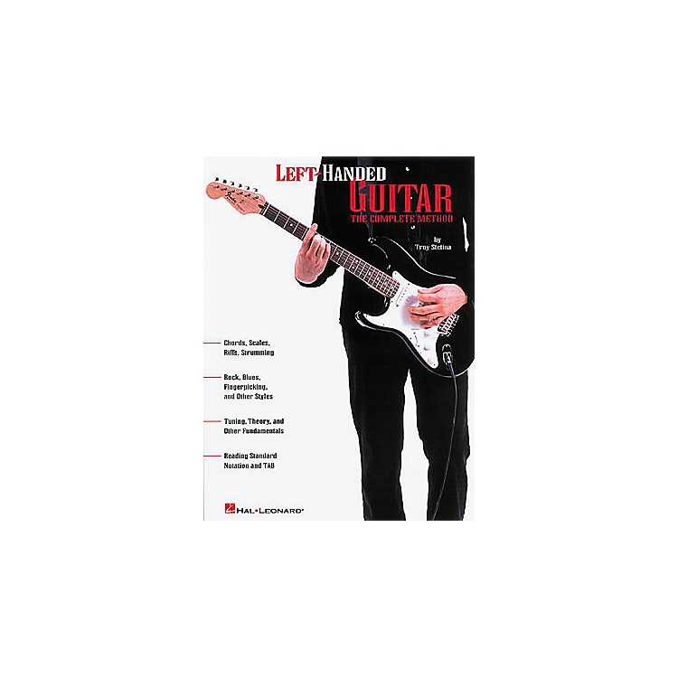 Hal Leonard Left-Handed Guitar Book