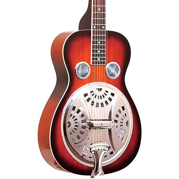 Gold ToneLeft-Handed Paul Beard Signature-Series Squareneck Resonator GuitarTobacco Sunburst