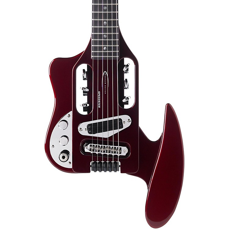 Traveler GuitarLeft-Handed Speedster Travel Electric Guitar