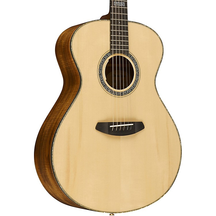 Breedlove Legacy Concerto E Adirondack Spruce - Koa Acoustic-Electric Guitar Gloss Natural
