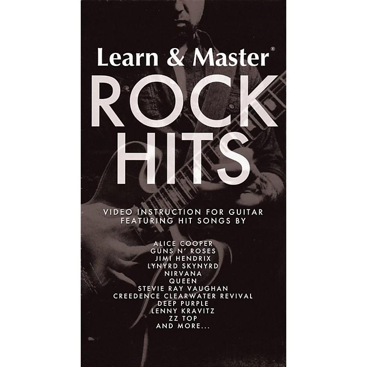 Hal LeonardLegacy Learning Learn & Master Rock Hits 10-disc set