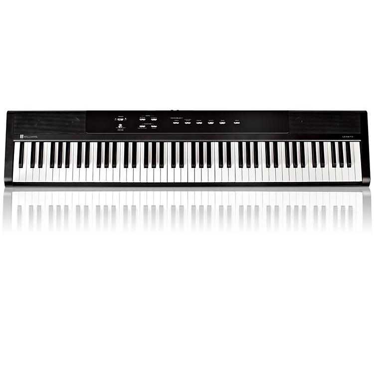 WilliamsLegato 88-Key Digital Piano888365817811