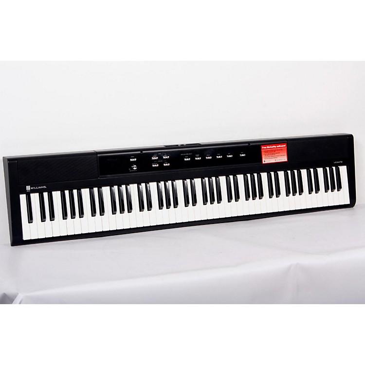 WilliamsLegato 88-Key Digital Piano888365825519