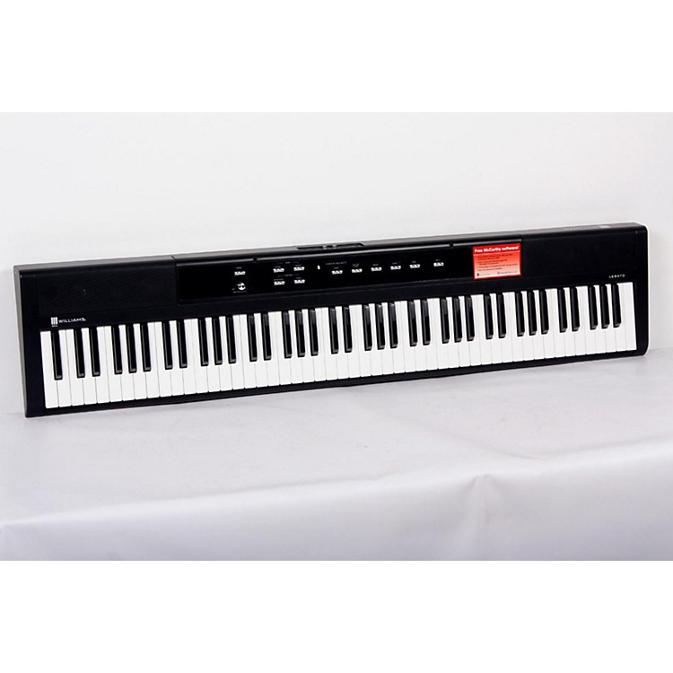 Williams Legato 88-Key Digital Piano  888365825540