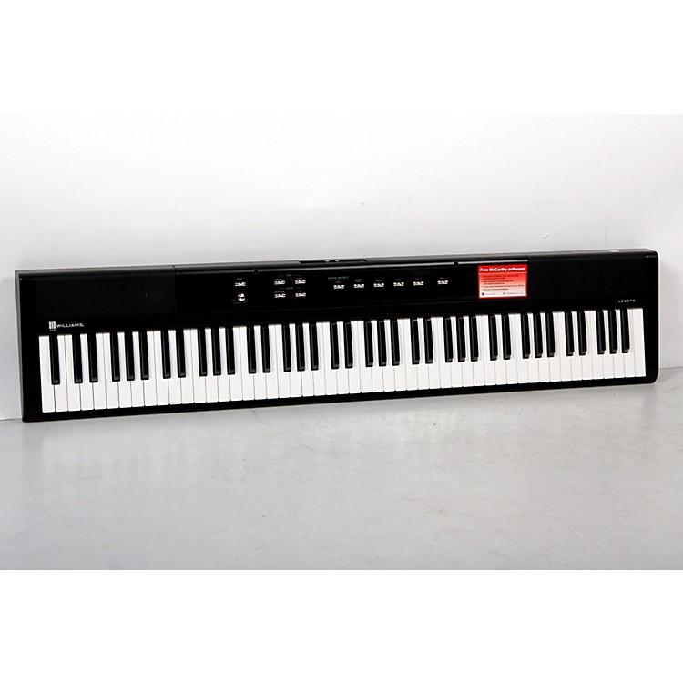 WilliamsLegato 88-Key Digital Piano888365830643