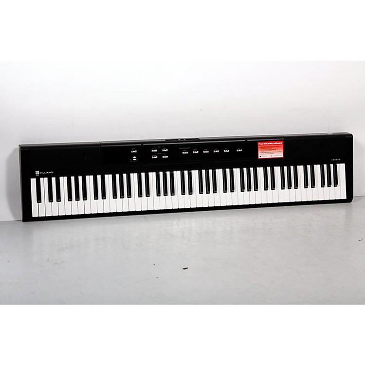 WilliamsLegato 88-Key Digital Piano888365831381
