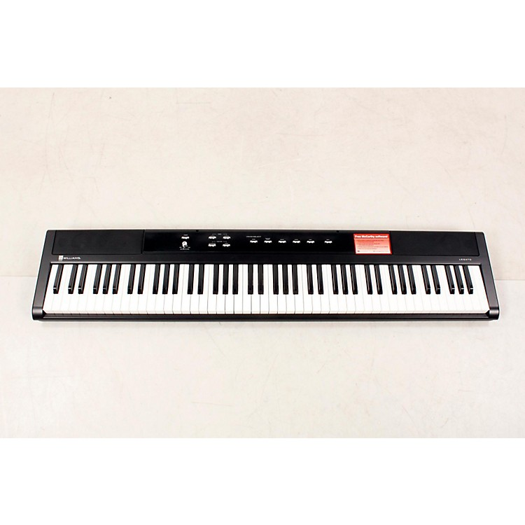 Williams Legato 88-Key Digital Piano  888365832845