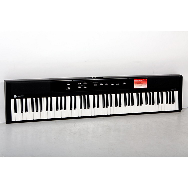 WilliamsLegato 88-Key Digital Piano888365840147