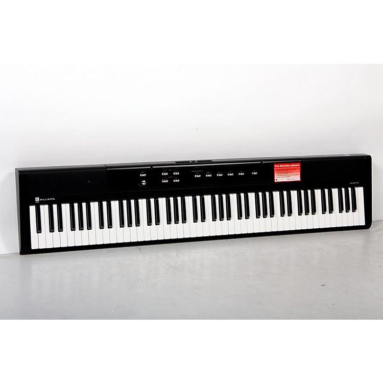 WilliamsLegato 88-Key Digital Piano888365840420