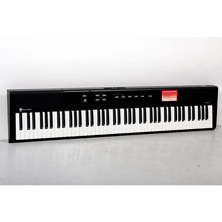WilliamsLegato 88-Key Digital Piano888365840437