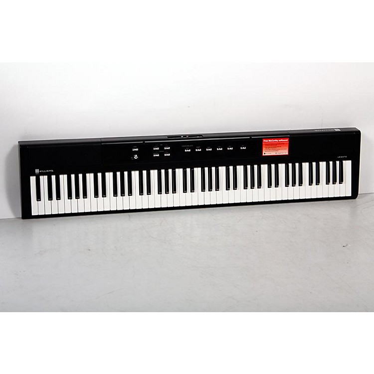 WilliamsLegato 88-Key Digital Piano888365852409