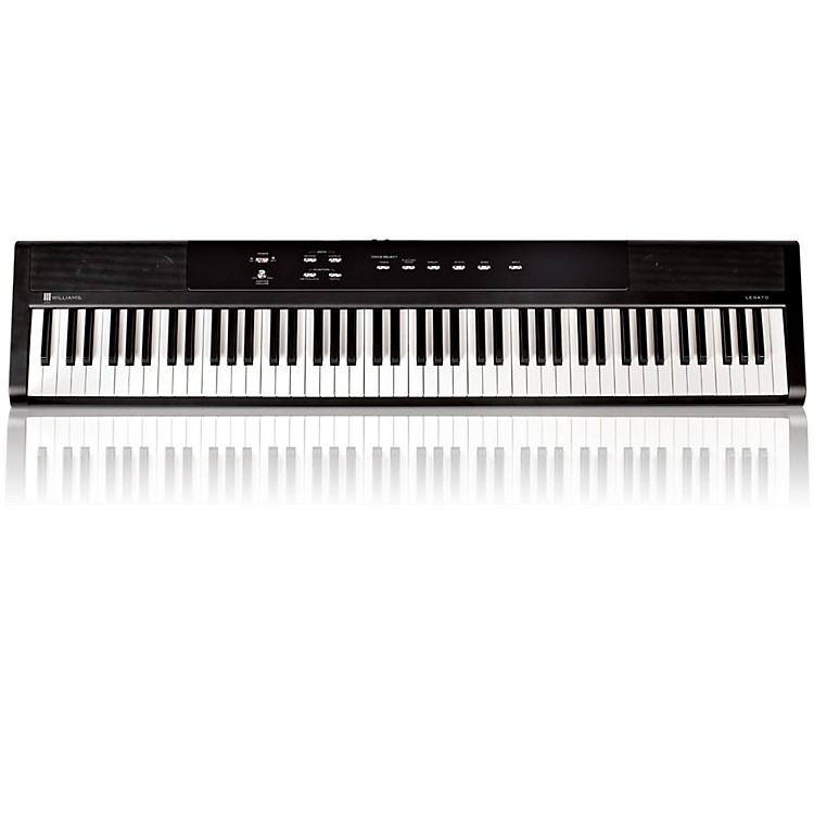 WilliamsLegato 88-Key Digital Piano888365852430