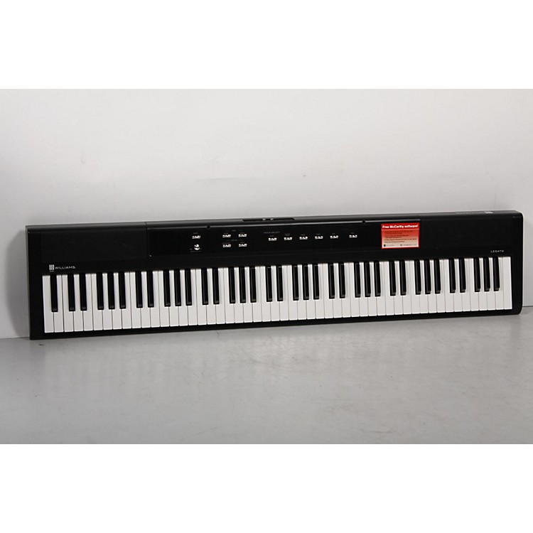 WilliamsLegato 88-Key Digital Piano888365852690