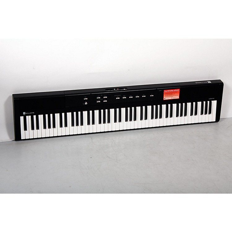 Williams Legato 88-Key Digital Piano  888365896694