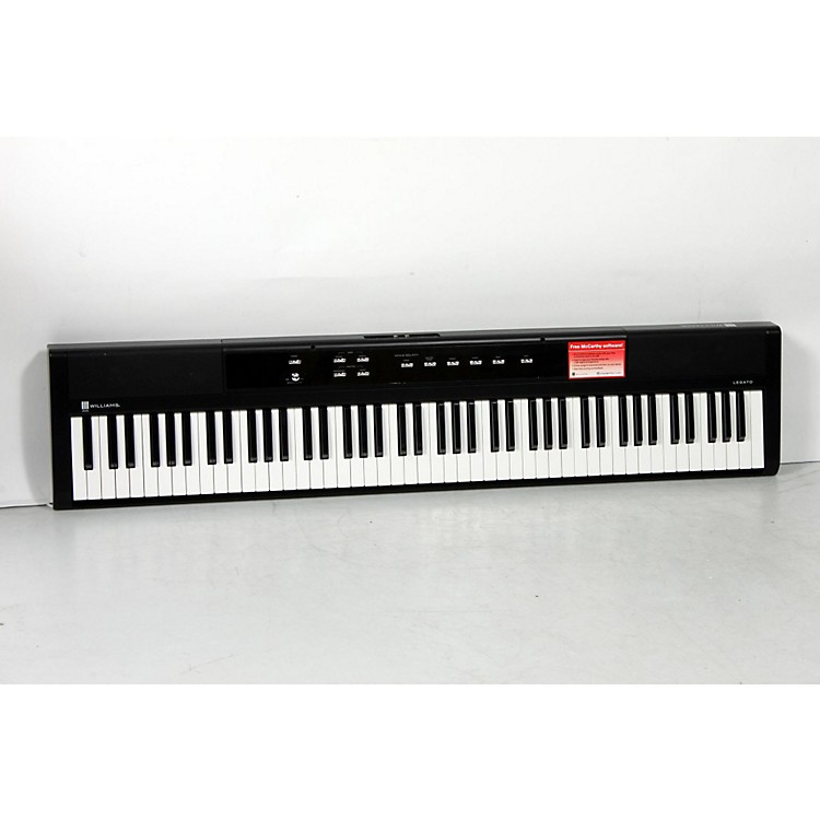 WilliamsLegato 88-Key Digital Piano888365918211