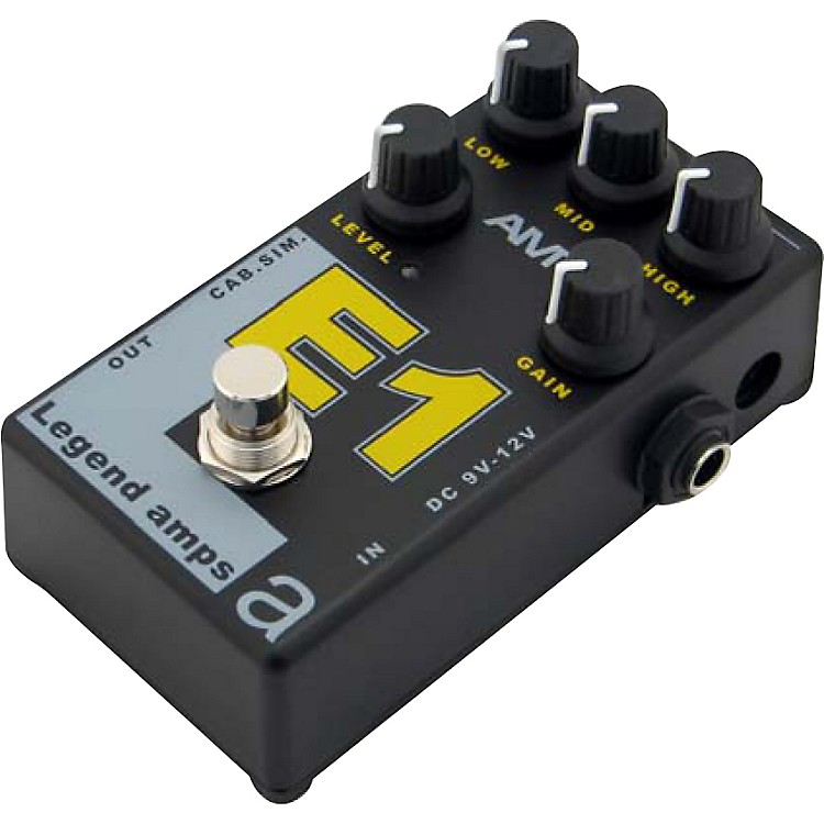 AMT ElectronicsLegend Amps Series E1 Distortion Guitar Effects Pedal