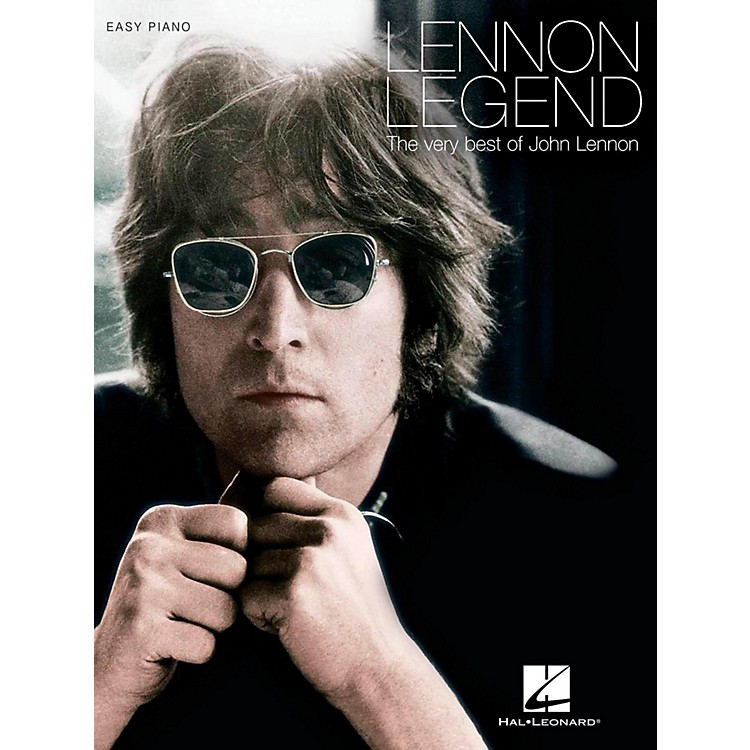 Hal Leonard Lennon Legend - The Very Best Of John Lennon for Easy Piano