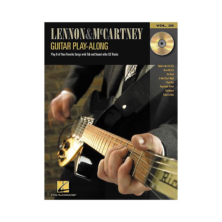 Hal LeonardLennon & McCartney Guitar Play-Along Series Book with CD