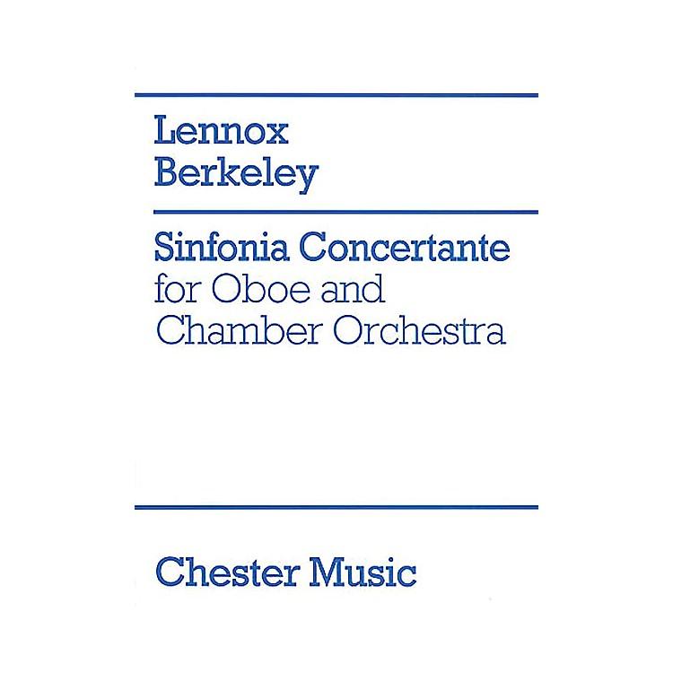 Music SalesLennox Berkeley: Sinfonia Concertante Op.84 (Oboe/Piano) Music Sales America Series