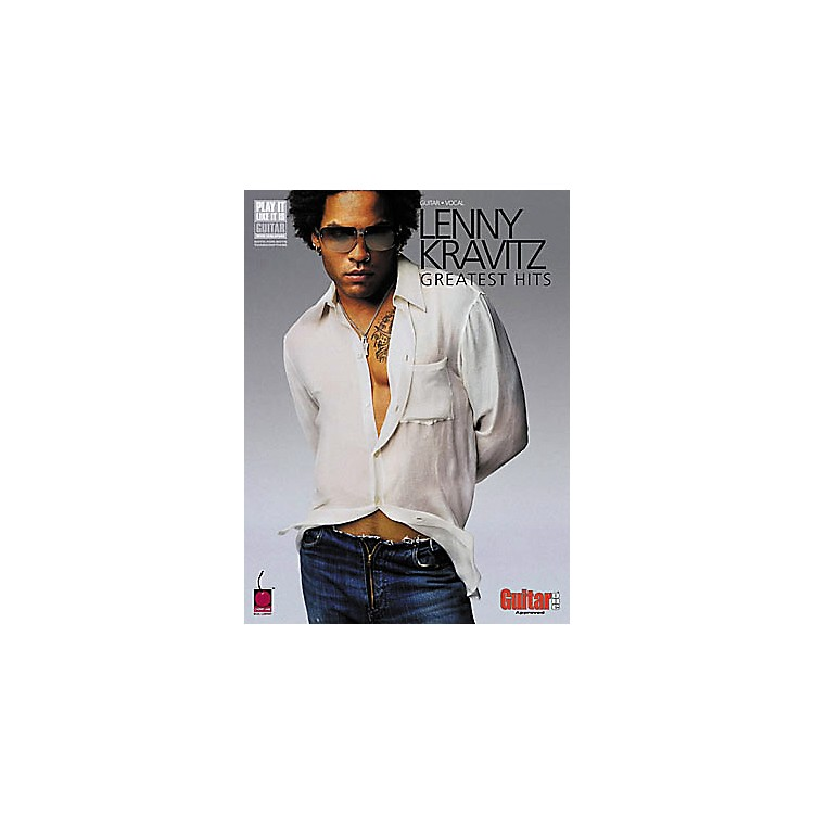 Hal Leonard Lenny Kravitz - Greatest Hits Guitar Tab Book