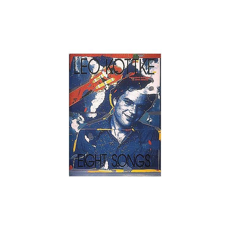 Hal LeonardLeo Kottke - Eight Songs Transcribed Score Book