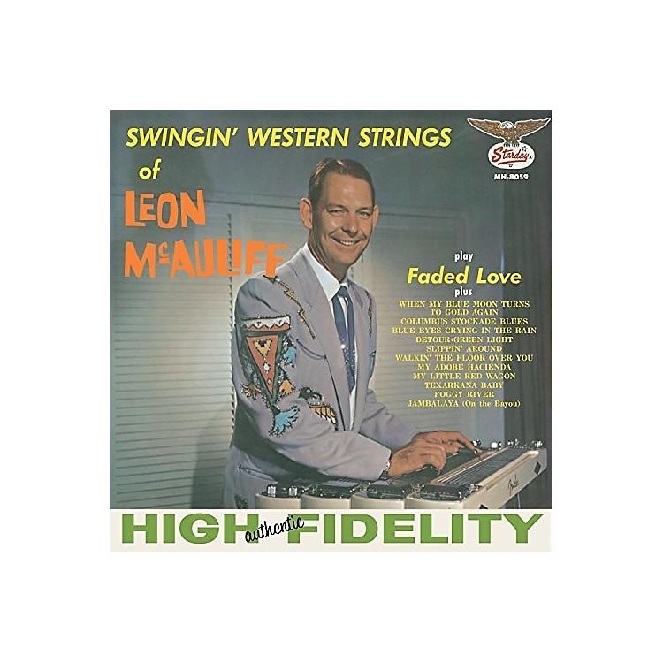 AllianceLeon McAuliff - Swingin' Western Strings Of Leon Mcauliff