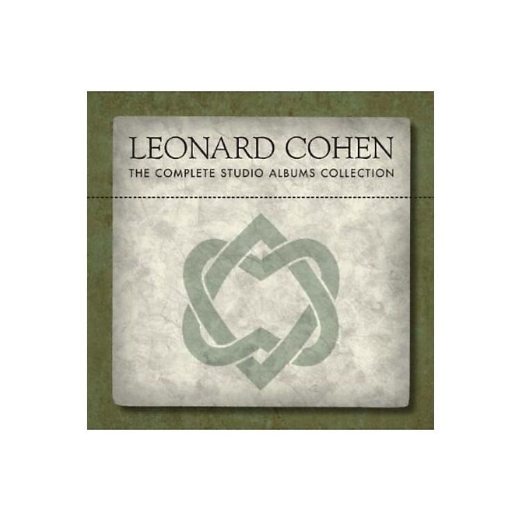 AllianceLeonard Cohen - Complete Studio Albums Collection (CD)