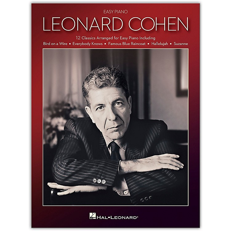 Hal LeonardLeonard Cohen for Easy Piano