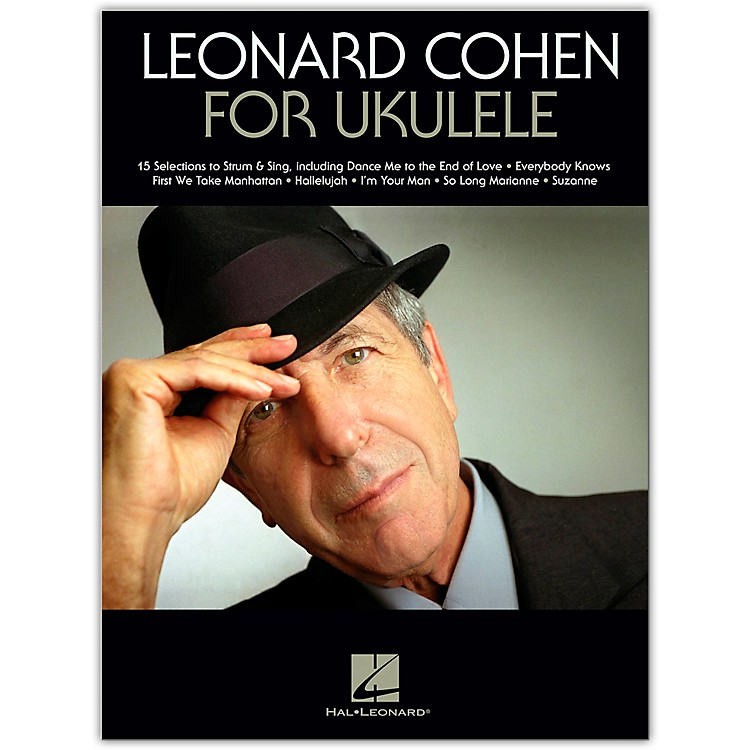 Hal LeonardLeonard Cohen for Ukulele