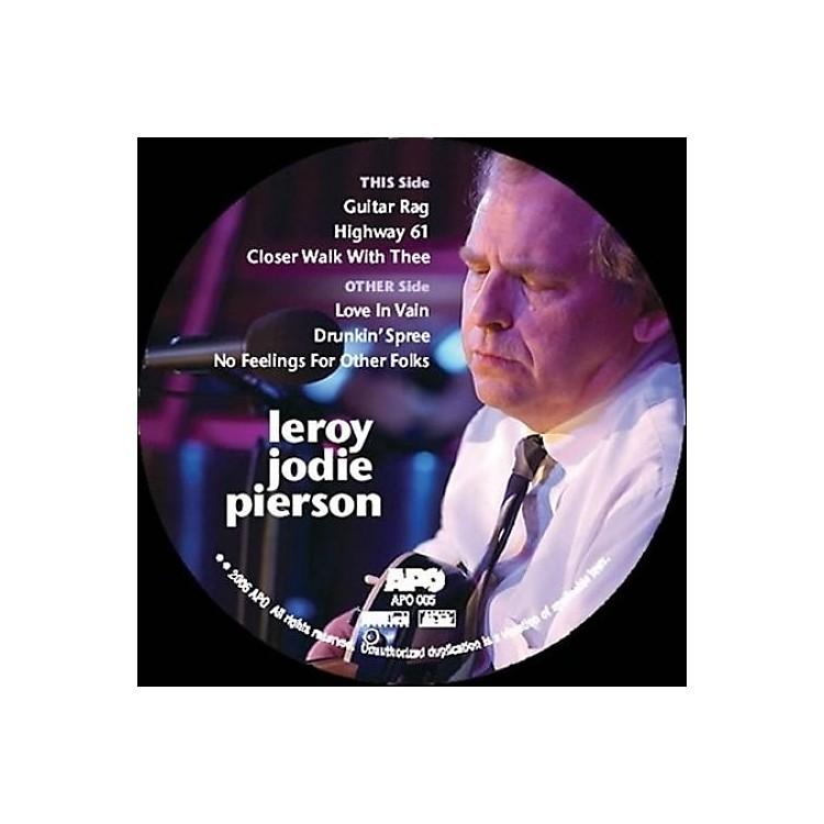 AllianceLeroy Jodie Pierson - Leroy Jodie Pierson