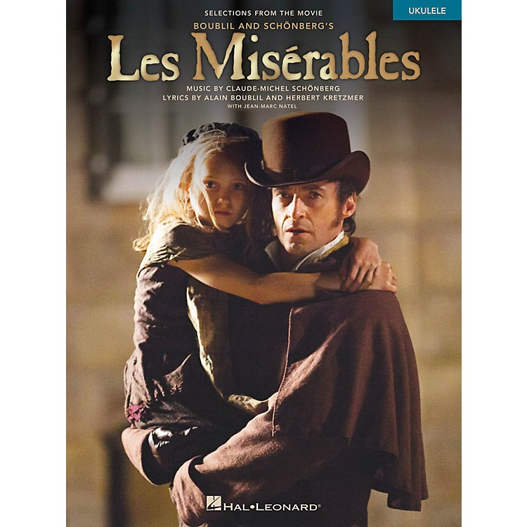 Hal LeonardLes Miserables  Selections from the Movie for Ukulele