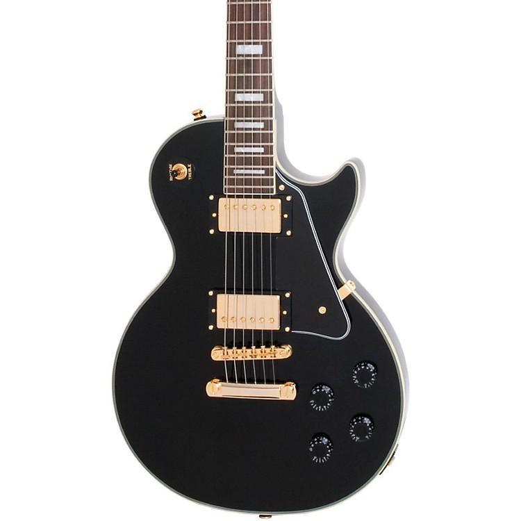 EpiphoneLes Paul Custom PRO Electric GuitarEbony