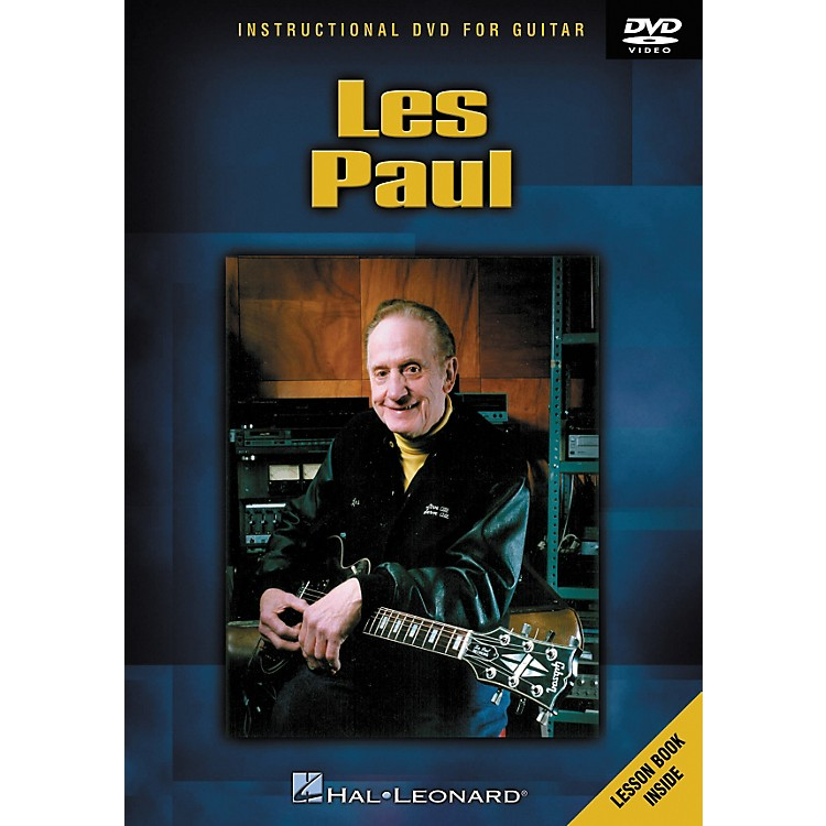 Hal LeonardLes Paul (DVD)