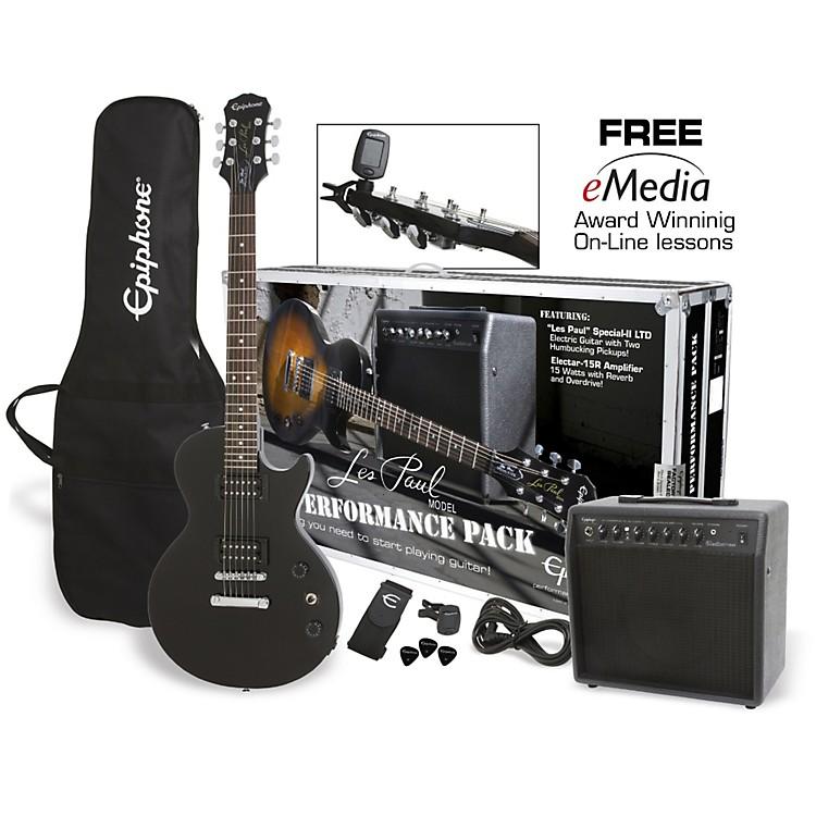 EpiphoneLes Paul Electric Guitar Performance Pack