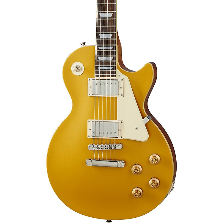 EpiphoneLes Paul Standard '50s Electric GuitarMetallic Gold