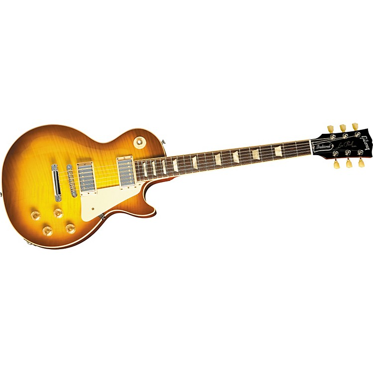 Gibson Les Paul Standard Traditional Plus Electric Guitar Iced Tea