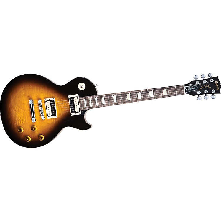 Gibson Les Paul Studio Deluxe Electric Guitar Vintage Sunburst