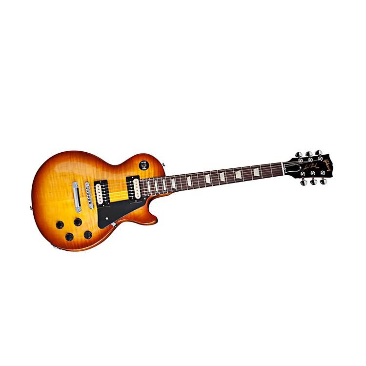 GibsonLes Paul Studio Deluxe II '60s Neck Flame Top Electric GuitarHoney Burst