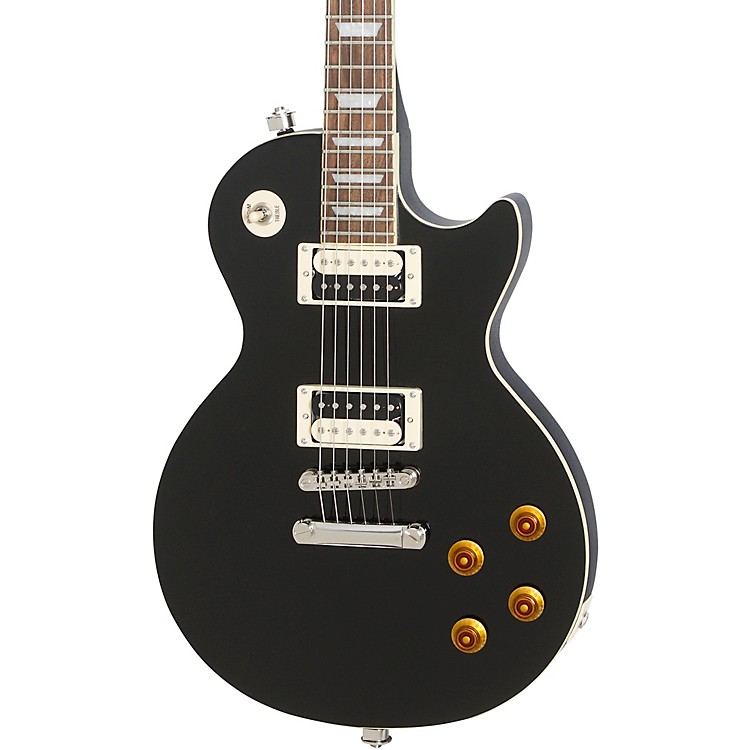 Epiphone Les Paul Traditional PRO-III Electric Guitar Ebony