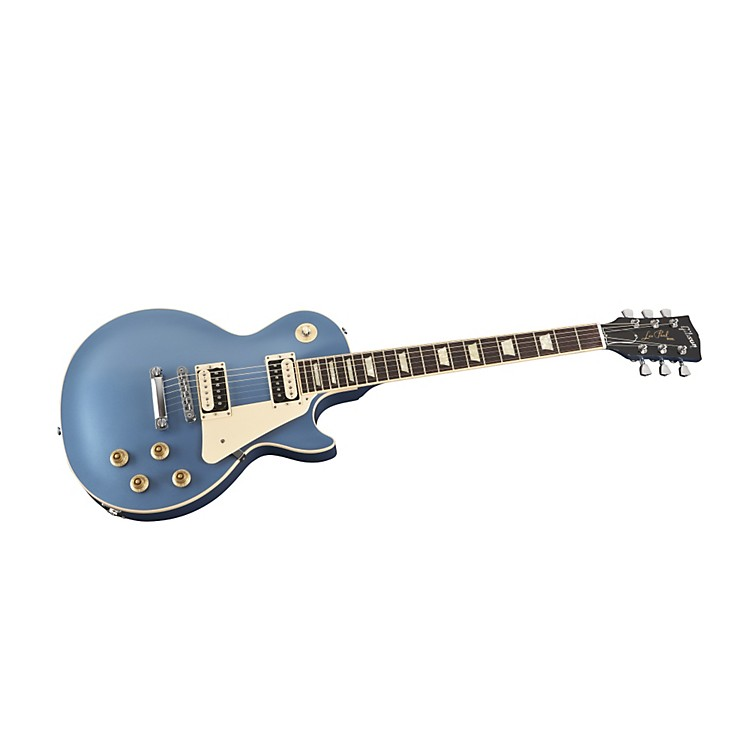 Gibson Les Paul Traditional Pro with' 50s Neck Electric Guitar (Pelham Blue) Pelham Blue