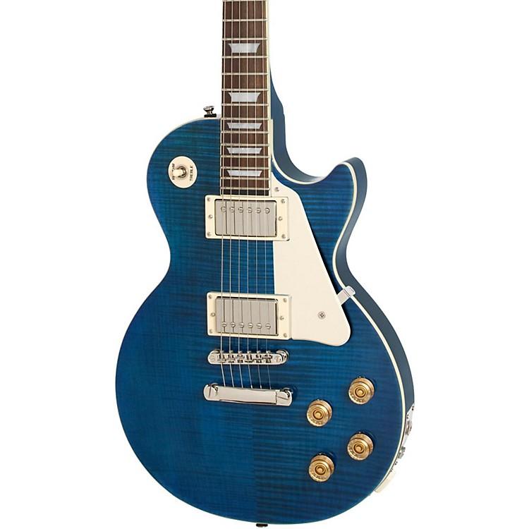 EpiphoneLes Paul Ultra-III Electric GuitarMidnight Sapphire