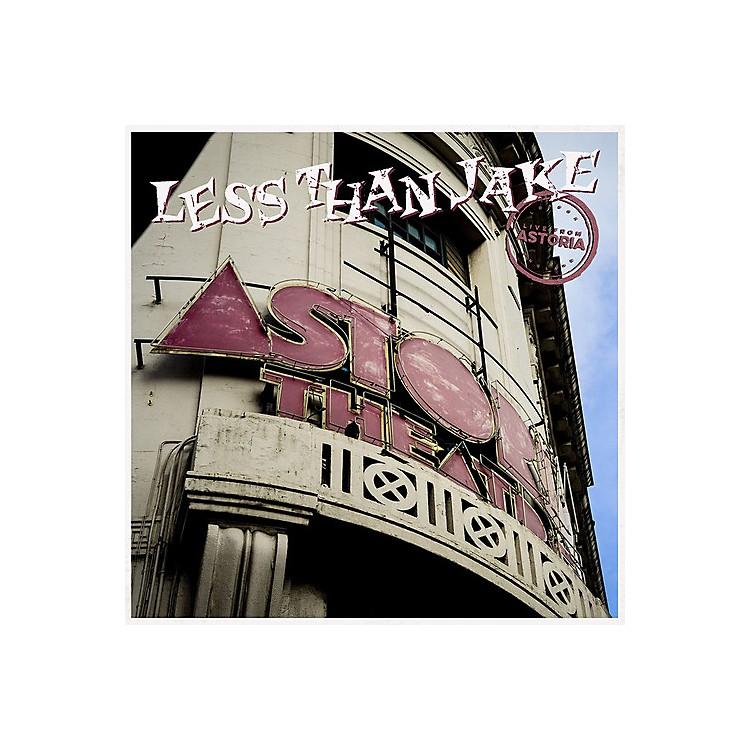 AllianceLess than Jake - Live From Astoria