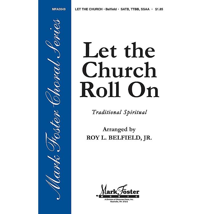 Hal LeonardLet the Church Roll On arranged by Roy Belfield Jr.