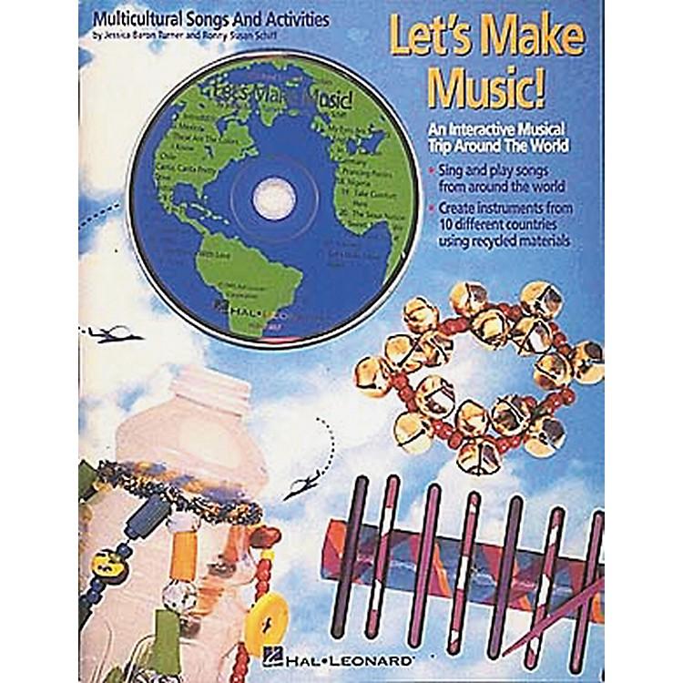 Hal LeonardLet's Make Music! (Book/CD) Package