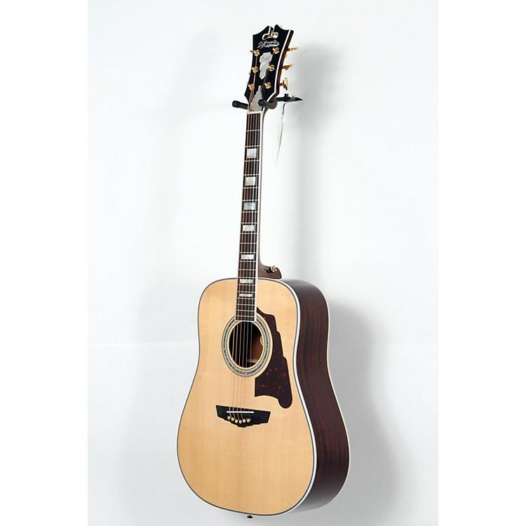 D'AngelicoLexington Dreadnought Acoustic-Electric GuitarNatural190839017994