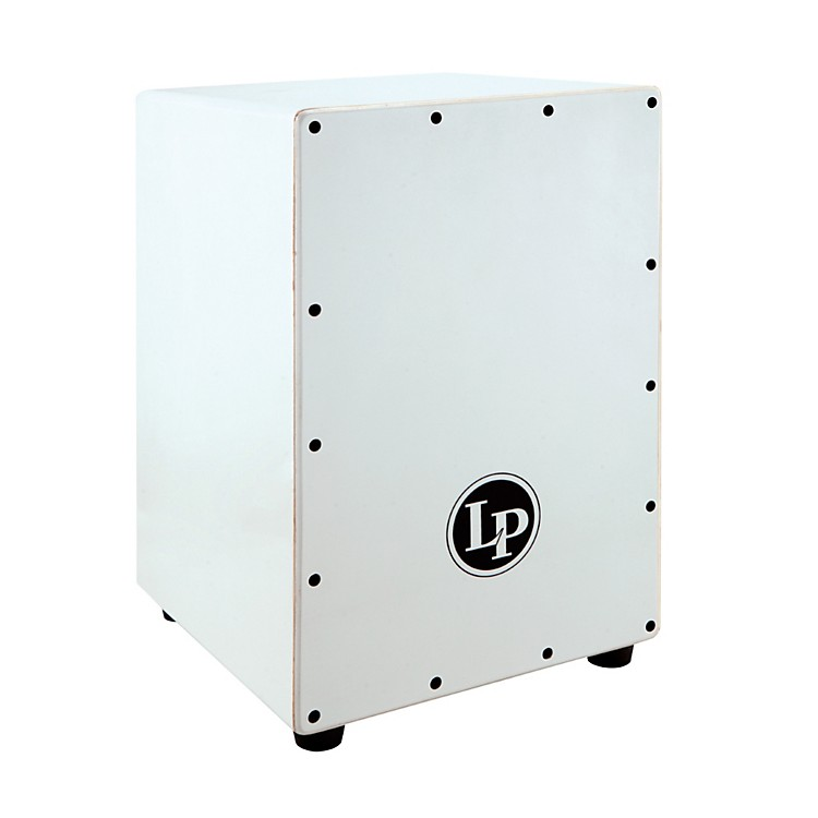 LP Lexus White Wood Cajon